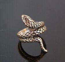 Turkish! Handmade! Ottoman! 925K Sterling Silver Men's Ring Size 9,10,11,12,13
