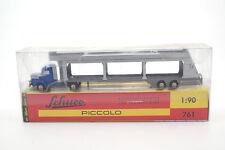 #01531 - Schuco Krupp Autotransporter - Piccolo