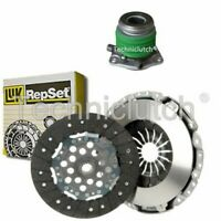 LUK 2 PART CLUTCH KIT WITH CSC FOR VAUXHALL OMEGA ESTATE 2.0 DTI 16V