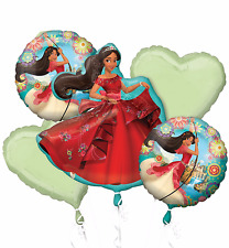 Latino Princess Elena of Avalor Balloon Bouquet Birthday Decoration Party Supply