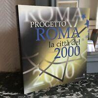 Progetto Roma La Citta Del 2000 Gangemi Editori 1998