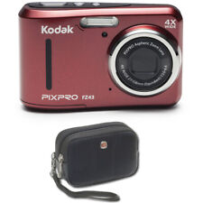 Kodak PIXPRO FZ43 16 MP Digital Camera, 4X Optical Zoom, 2.7