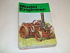 Model Engineer Magazines, January thru December 1972 (24 Magazines Total) Hobby