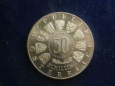 50 Schilling 1963  PP  Österreich 60 Jahre Tirol W/16/1012