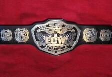 ECW World Heavyweight Wrestling Championship Belt Replica Adult Size