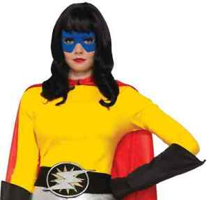 Be Your Own Hero Shirt Superhero Halloween Adult Costume Accessory 6 COLORS