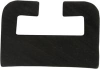 Arctic Cat Super Jag 1986-1992 Replacement Graphite Slides Black Pair