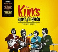THE KINKS - THE KINKS-SUNNY AFTERNOON/THE VERY BEST OF (2CD) 2 CD NEU
