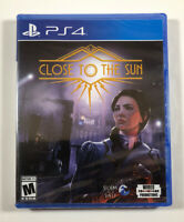 Close to the Sun - PS4 (PlayStation 4 PS4, 2019) - NEW - Fast Free Shipping