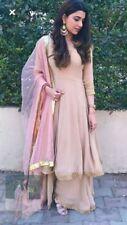 Indian Plazzo Pant salwar kameez pakistani Designer latest Bollywood Dress Suits