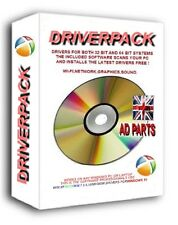 NEW DRIVERPACK 2016 PC LAPTOP DRIVERS DRIVER RECOVERY DVD FOR WINDOWS 7 8 10