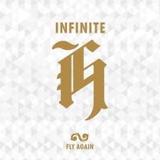 INFINITE H [FLY AGAIN] 2nd Mini Album CD+Booklet+Photocard+Poster K-POP SEALED