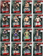 WWE TOPPS SLAM DIGITAL 15 CARD SET GREEN PAYBACK PPV DIGITAL CARD