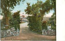 Postcard lot of 2 Portland Maine Casinos Cape Cottage and Entrance Riverton Park