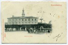 CPA - Carte Postale - France - Commercy - Hôtel de Ville - 1903 (SV6260)