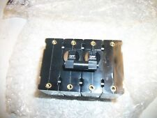 Airpax Circuit Breaker 4 pole UPG8660-27471-4