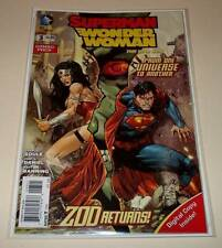 SUPERMAN / WONDER WOMAN # 3 COMBO-PACK VARIANT  DC Comic   Feb 2014   NM