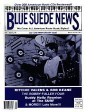 Blue Suede News #34 Ritchie Valens Bobby Fuller Buddy H