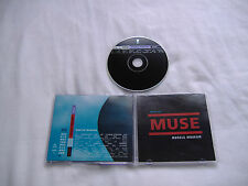 MUSE MUSCLE MUSEUM TWO TRACK (AMERICAN PROMO) CD EXCELLENT!