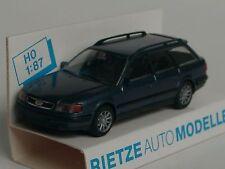 Rietze Audi 100 Avant, blau-metallic - 20450