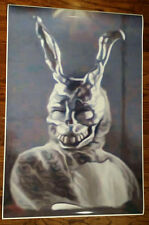 "Donnie Darko 24"" x 36"" Movie Poster Frank the Rabbit Theater Digital Painting"