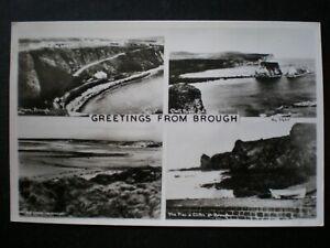 Brough Multiview Caithness RP Postcard