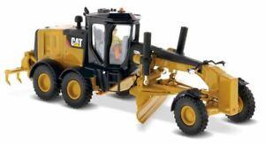 HO 1:87 Diecast Masters 85520 Caterpillar 12M3 Motor Road Grader