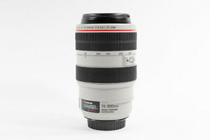 Canon EF70-300 f4-5.6L Zoom Lens - Nearly New