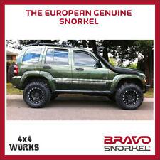 Bravo Snorkel Kit for Jeep Cherokee KJ 2001-08