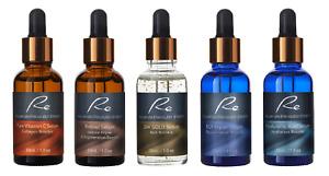 Re Facial Serums_Luminous Skin Solution_Anti-Aging Treatments_AM/PM_5x30mL