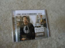 Gold by Lionel Richie & The Commodores | CD | Definitive Collection