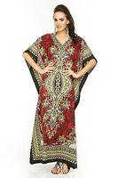 New Long Kaftan dress Hippy Boho Maxi Free plus Size Women Caftan Top Dress Gown