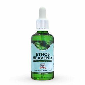 Ethos Marine Phytoplankton Liquid Formulation Anti-Aging Supplement 20ml