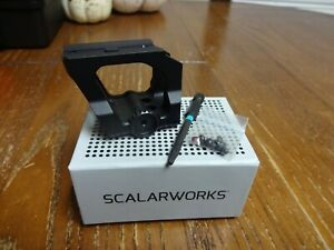 Scalarworks 1.93 Aimpoint Micro Leap Mount, Zeroed, Never Fielded