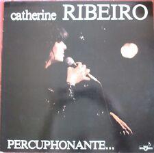 """CATHERINE RIBEIRO - LP """"PERCUPHONANTE..."""""""