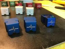 ParadoxPulse Guard phono cartridge body Satin BLUE, Denon DL103, DL103R, T-6