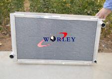 Aluminum Radiator For SUBARU IMPREZA WRX GC8 STI MT 1992-2000 93 94 95 96 97 98