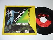 "7""/ARTHUR CONLEY/FUNKY STREET/Atlantic ATL 70.268"