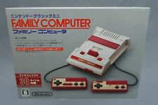 Nintendo Classic Mini Famicom Nes Family Computer Console Japan NEW