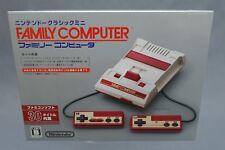Nintendo Classic Mini Famicom Nes Family Computer Console Japan NEW