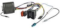 Lenkradfernbedienung Clarion für Citroen C2 C3 DS3 C4 Peugeot Adapter CAN BUS
