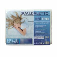 Enrico Coveri 4132001 Scaldaletto Elettrico 2 Livelli 150 x 80cm -Bianco