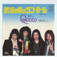 """Queen - Now I'm Here c/w Lily Of The Valley 7"""" JAPAN 45"""