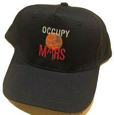 NEW Occupy Mars SpaceX Space X Star Trek Elon Musk Starfleet Baseball Cap