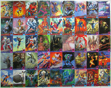 Ultra X-Men 94 Fleer 1994 single cards, pick more as low as 70 cents!
