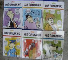 RIUS mis supermachos 6 comics REEDICION SIN CENSURA nuevos brand new