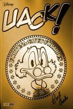 UACK !  N° 1 ( VARIANT ) TUTTE LE STORIE DI CARL BARKS  - PANINI COMICS