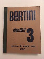 BERTINI IDENTIKIT 3
