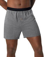 Hanes Men's Knit Boxers ComfortSoft Waistband 5Pk Underwear TAGLESS ComfortSoft