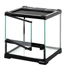 Reptile Glass Terrarium Front Single Door 21x21x20cm